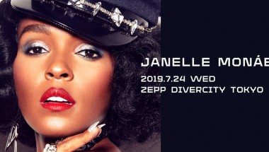 Janelle Monáe Japan Tour