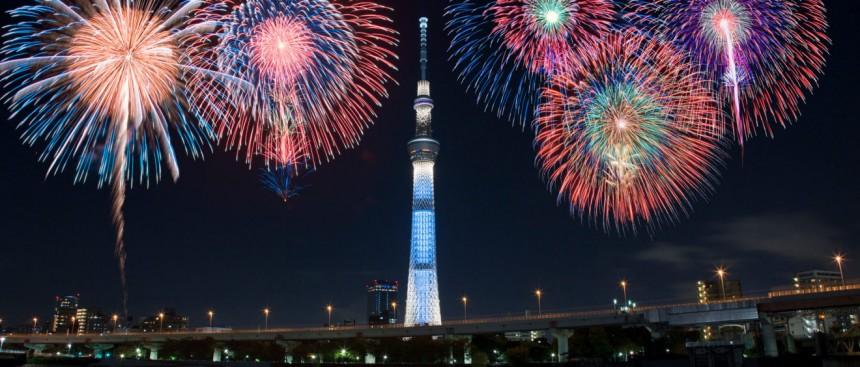 X FireworksX SumidagawaX Sumidagawa Fireworks FestivalX SummerX Hanabi