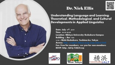 Nick Ellis: Understanding Language and Learning