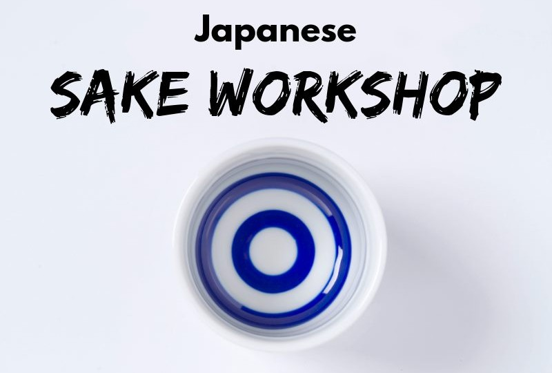 Japanese Sake Workshop Coto Language Academy Events