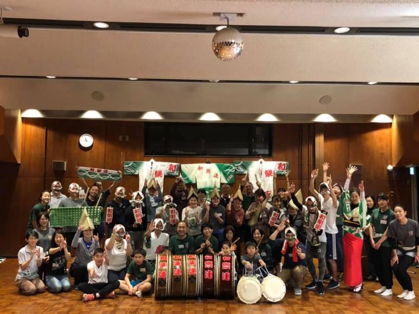 Awa Odori Experience Nakano dance events matsuri