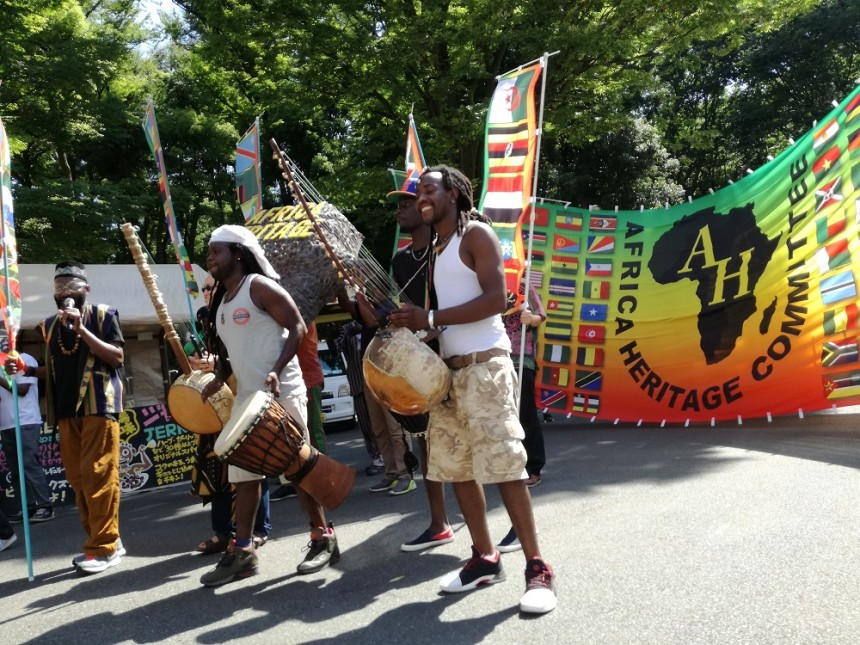 June Community News Events 2019 Metropolis Africa Hibiya Festival