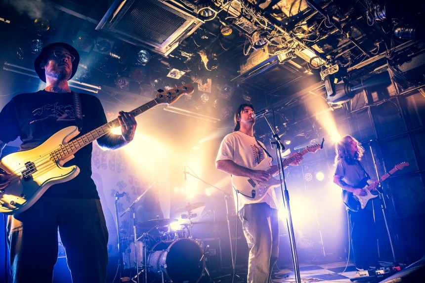 Turnover live review Tokyo Cyclone