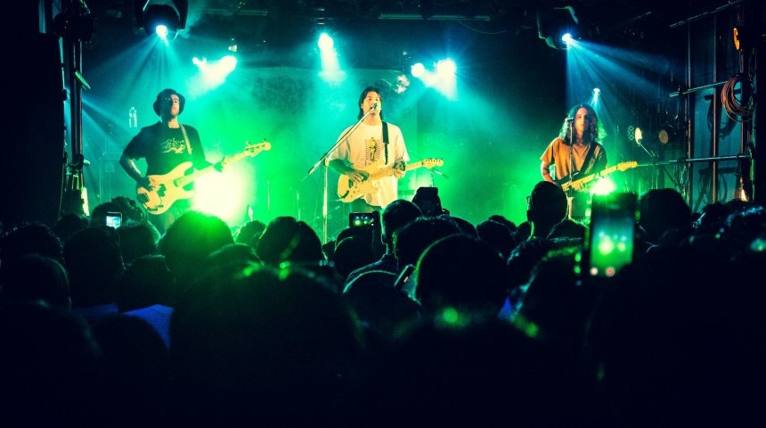 Turnover: Live Review