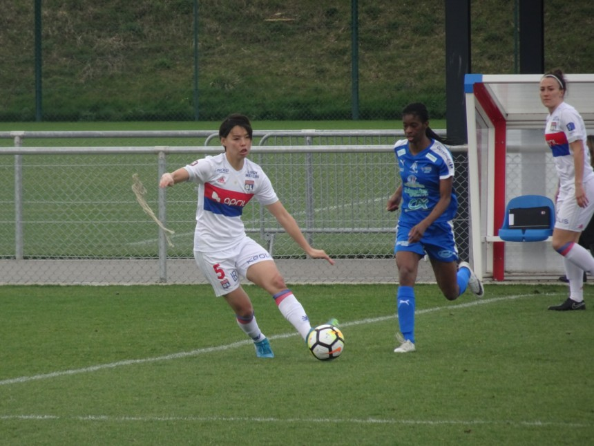 Saki Kumagai Women's World Cup football sports featured