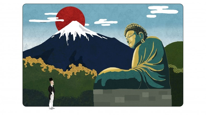 Connecting with Japan's History