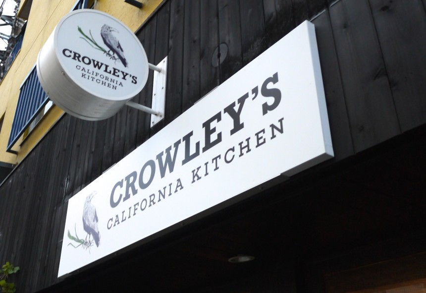 Crowley's California Kitchen Shibuya Restaurants Featured