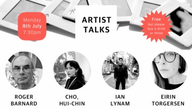 Artist Talks: Summer Edition