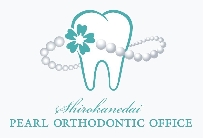 Shirokanedai Pearl Orthodontic Office Logo Dentist Dental Care Tokyo English-speaking orthodontist