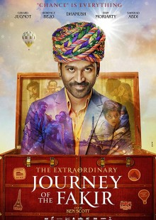 The Extraordinary Voyage of the Fakir movie review