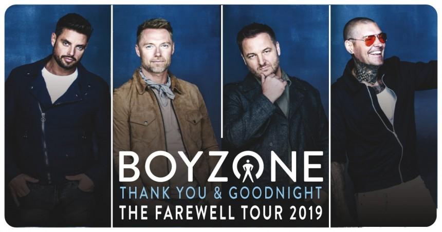 Boyzone, Toyosu Pit, Concerts,