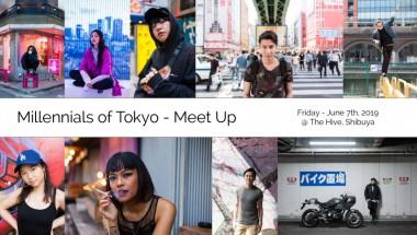 Millennials of Tokyo – Meet Up