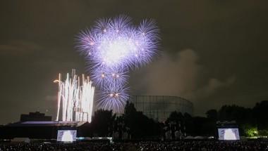 Meiji-jingu Gaien Fireworks Festival