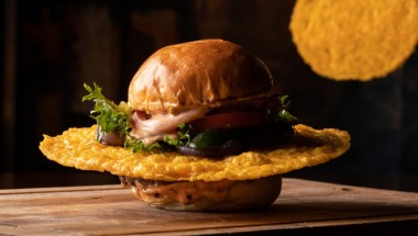 The UFO Burger