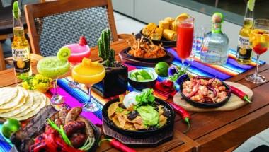 Summer Barbeque and Beer Garden Fiesta Mexicana