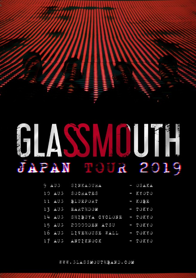 Glassmouth Japan Tour