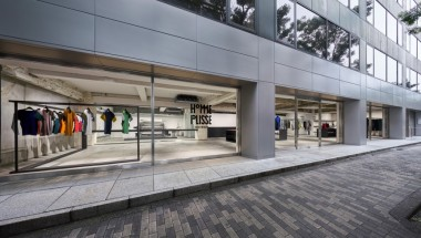 HOMME PLISSÉ ISSEY MIYAKE Opens Flagship Store