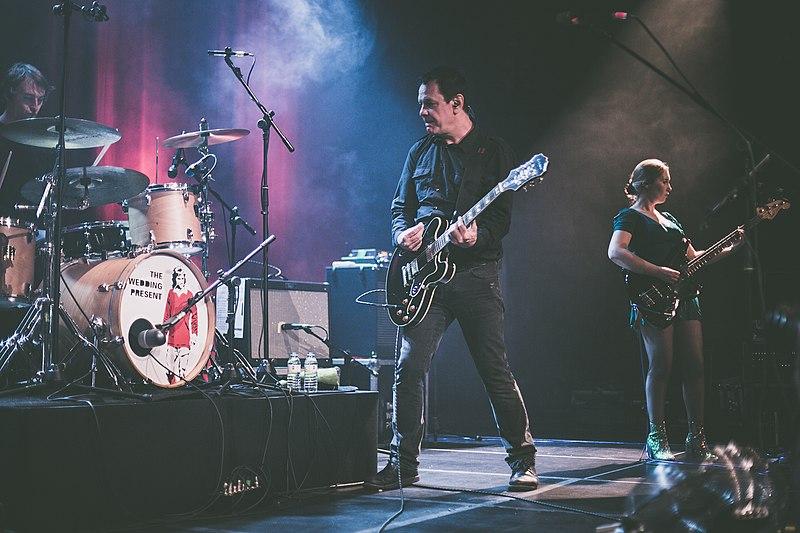 the wedding present live review concert gig British indie rock bizarro kennedy david gedge Shibuya O-Nest brassneck
