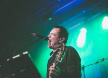 the wedding present live review concert gig British indie rock bizarro kennedy david gedge Shibuya O-Nest brassneck