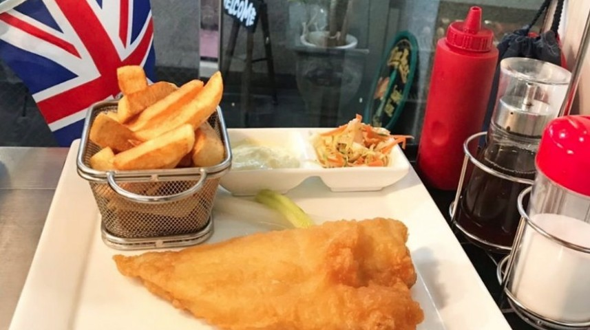 Malins Fish and Chips 5th Anniversary Celebration