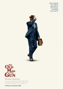 The Old Man & the Gun movie review