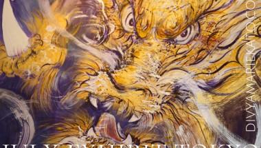 Dragon Art Exhibit Shibuya, Artist Divya Marie Kato