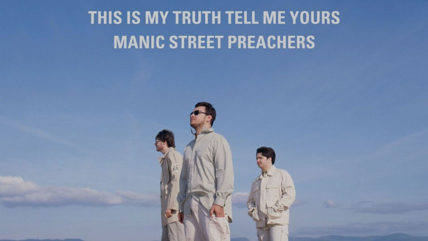 Manic street Preachers Japan Tour This is my truth tell me yours