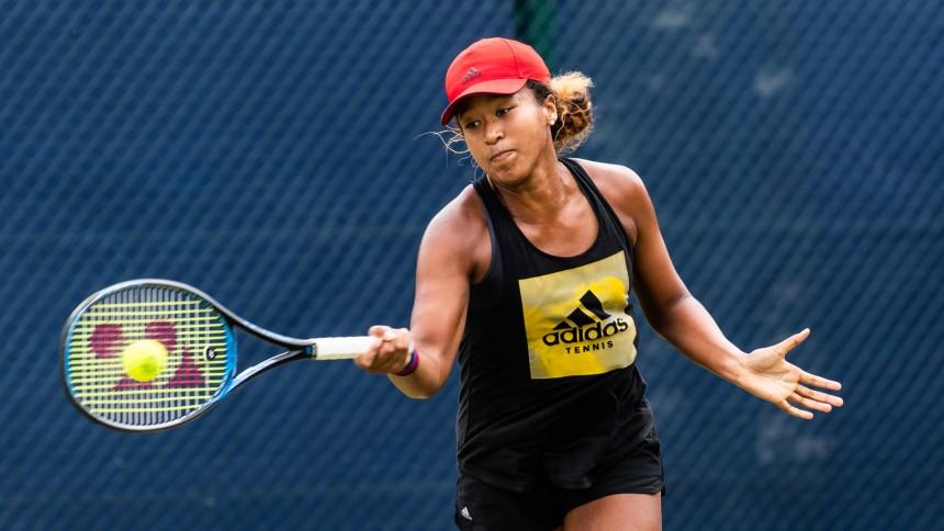 Wimbledon Kimiko Date Japanese tennis player Naomi Osaka Japanese American Frau Krumm German Bread Tokyo Japan Sports