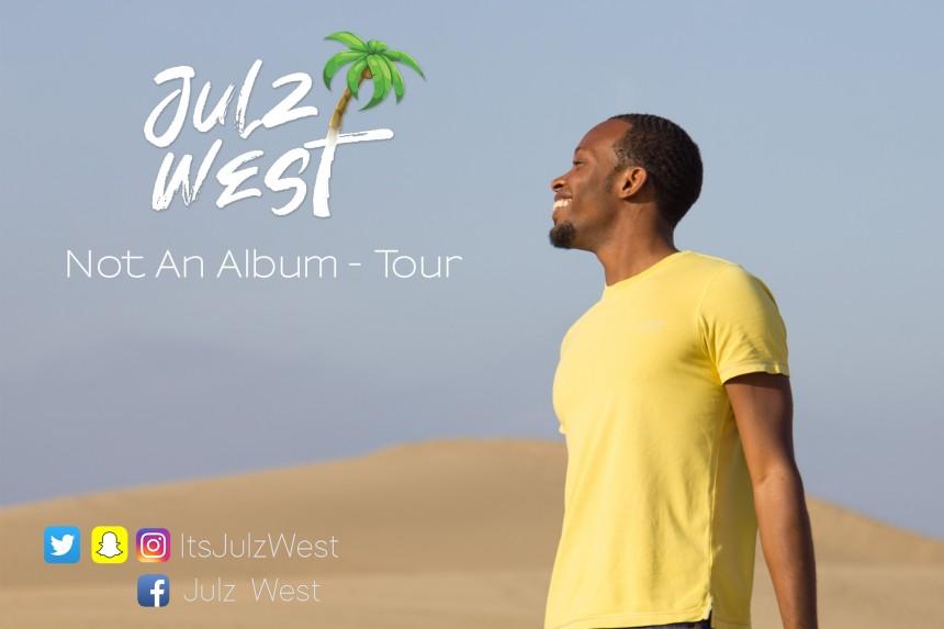 Julz West - Not an Album Tour Japan (Tokyo) 2019
