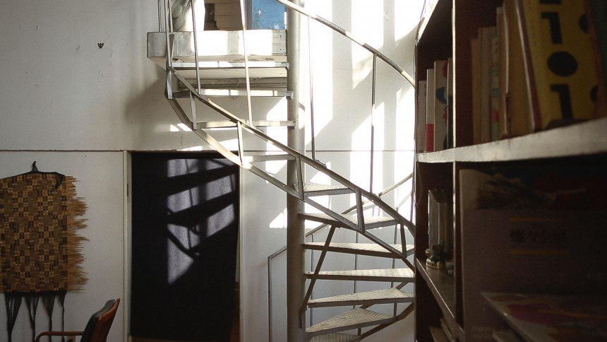 Migishi Atelier_Filmstill aus Two Houses, 2019