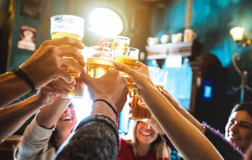 beer Shibuya Tokyo drink tasting event