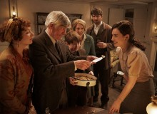 The Guernsey Literary and Potato Peel Pie Society  movie still