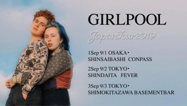 Girlpool Japan Tour 2019