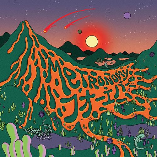 metronomy forever Gig Japan Tour
