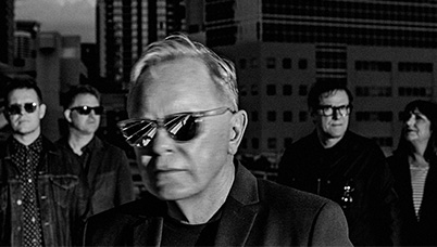 New Order Joy Division Studio Coast live manchester