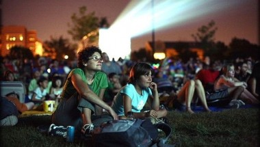 Outdoor Cinema at the Museum