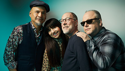 pixies Japan Tour