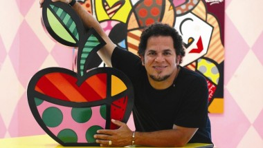 Romero Britto Interview
