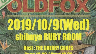 The Cherry Cokes – OLDFOX Launch Party