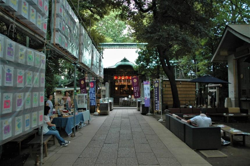 togoshi ginza shinagawa local tokyo neighborhood shotengai