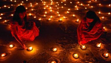 Diwali Festival at Nishikasai