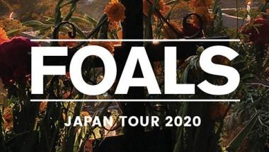 FOALS 2020 Japan Tour-Postponed