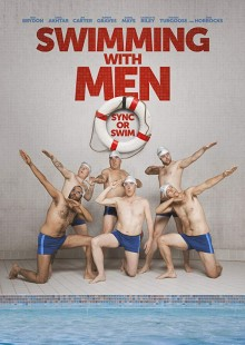 Swimming With Men movie review