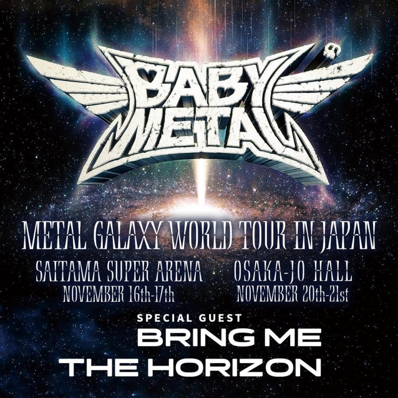 Bring Me The Horizon Baby Metal
