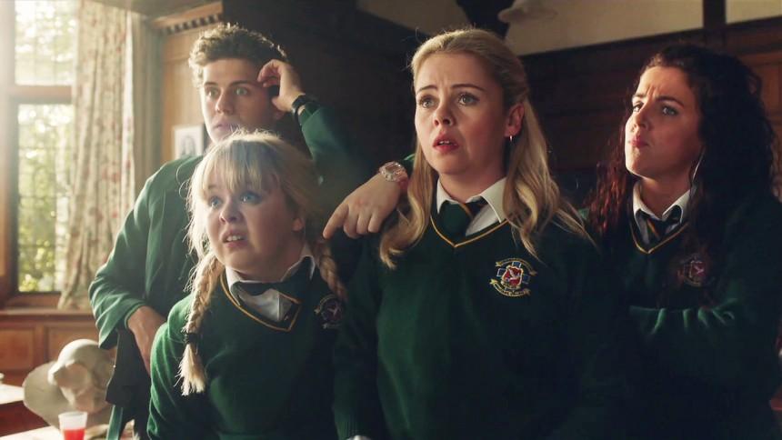derry girls season 2 netflix the small screen september