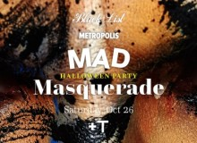 Metropolis x Black List Tokyo Mad Masquerade Halloween Party 2019