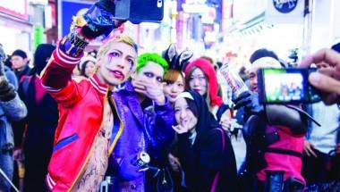 Shibuya Halloween Festival