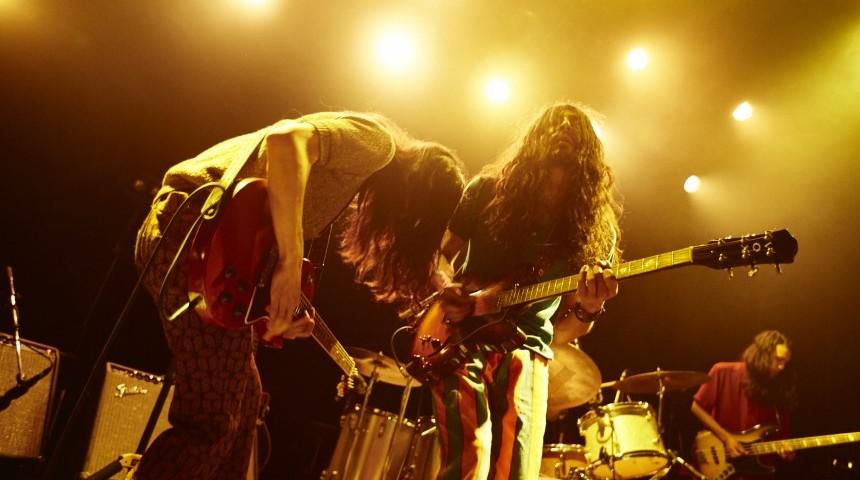 Kikagaku Moyo Live at WWW X
