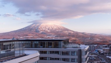 "Skye Niseko in the ""Aspen of Asia"""