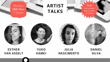 Artist Talks: Autumn Edition